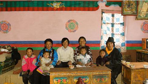 揭秘中国一妻多夫的西藏婚姻