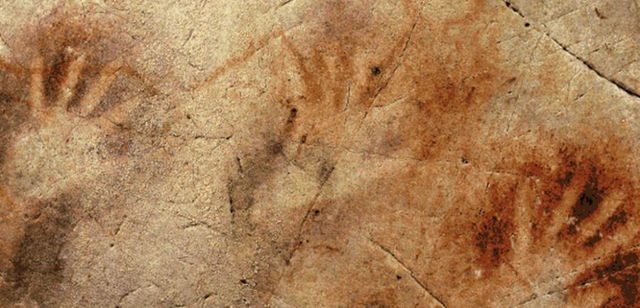 印度尼西亚的苏拉威西岛发现年代最早远古人类壁画