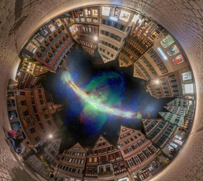 探测银河系光晕中的大尺度X射线气泡