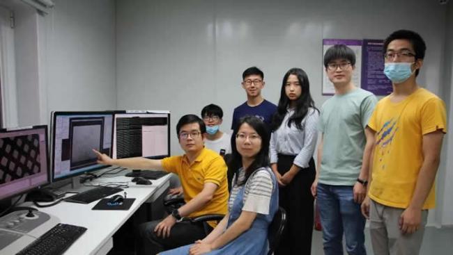 李赛团队照片(李赛实验室供图)