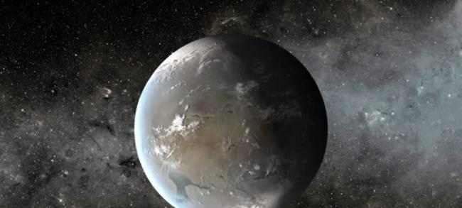 """发现一年有617天的""""超级地球""""OGLE-2018-BLG-0677"""