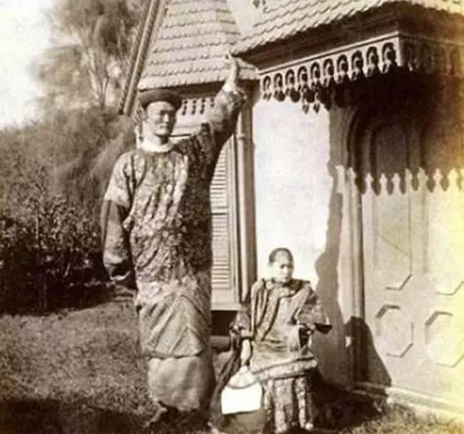 清朝第一巨人詹世钗真实身高3米19?是怎么死的