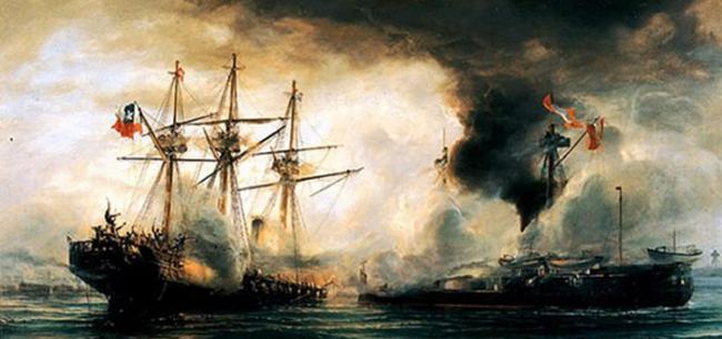 19世纪欧洲几个国家为争夺鸟屎而发生战争 西班牙抢夺秘鲁的钦查群岛