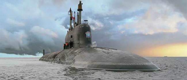 """俄罗斯建造潜艇已有100多年历史:从""""秘船""""到新一代核动力潜艇"""