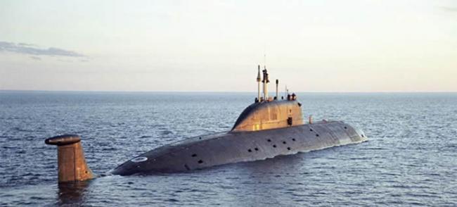 971型潜艇