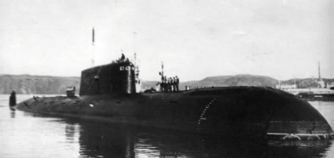 685型潜艇
