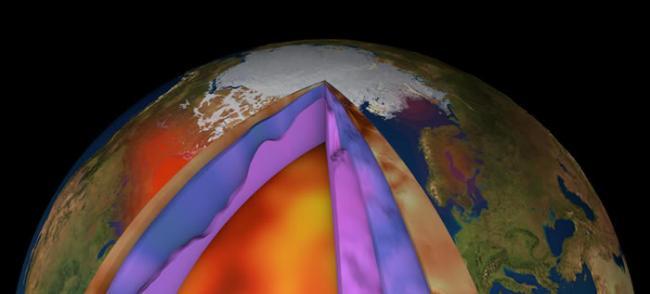 科学家是如何将GOCE数据跟地面测量数据结合起来进而生成地壳和上地幔的新模型的