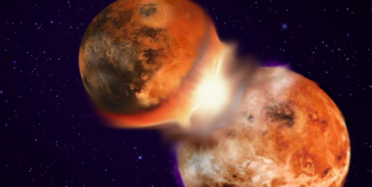 地幔发现两个巨大外星岩石碎片 体积是珠穆朗玛峰的百万倍