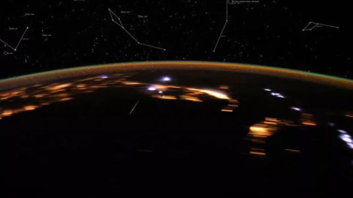 美国流星协会提供4月22日天琴座流星雨的观测指南