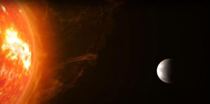 """一颗围绕红矮星Gliese 486运行的""""超级地球""""系外行星Gliese 486 b"""