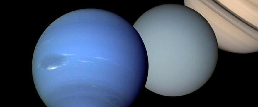 天王星和海王星倾斜磁场的未解之谜