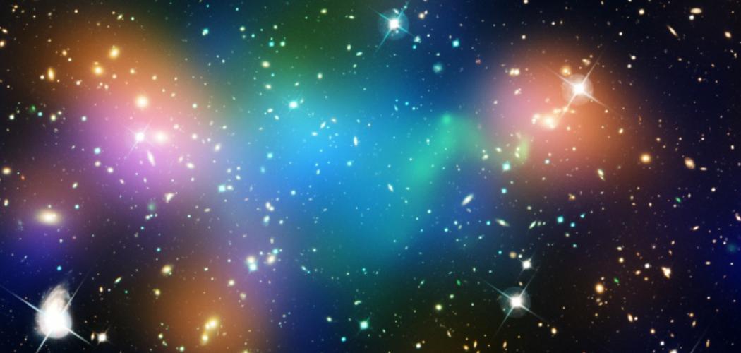 新研究发现如果暗物质拥有不寻常的磁特性 就可以解释宇宙正在加速膨胀的现象