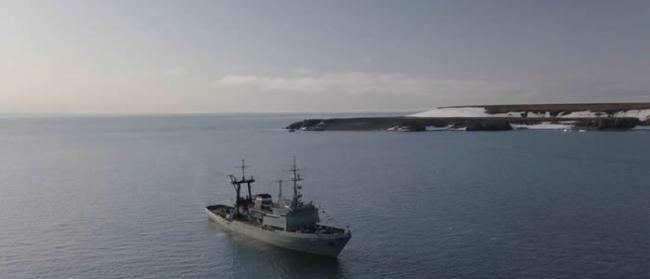 法兰士・约瑟夫地群岛发现五个新岛屿
