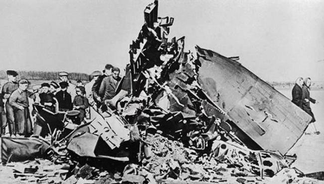 苏联导弹兵米哈伊尔•沃罗诺夫讲述1960年如何击落美国间谍鲍尔斯的飞机