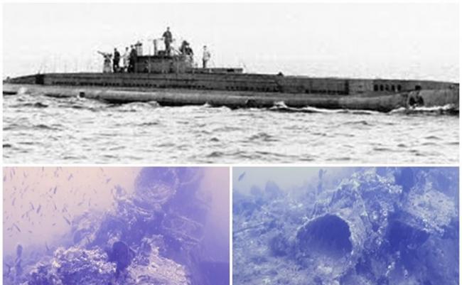 突尼斯东北部邦角半岛水域首度发现一战时期沉没的法国潜艇亚利安号