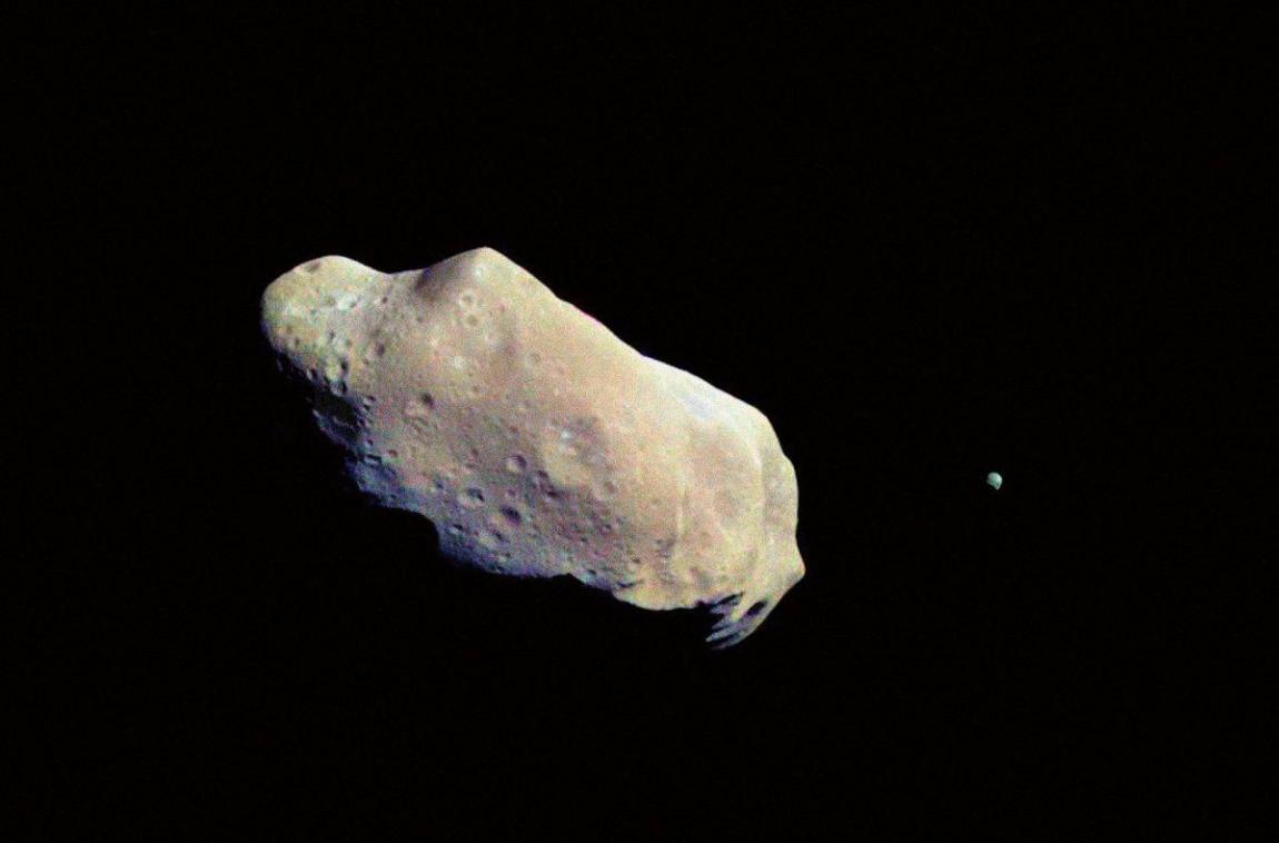 俄罗斯学者认为如果小行星阿波菲斯有碰撞地球风险 可以通过台球原理免遭其威胁