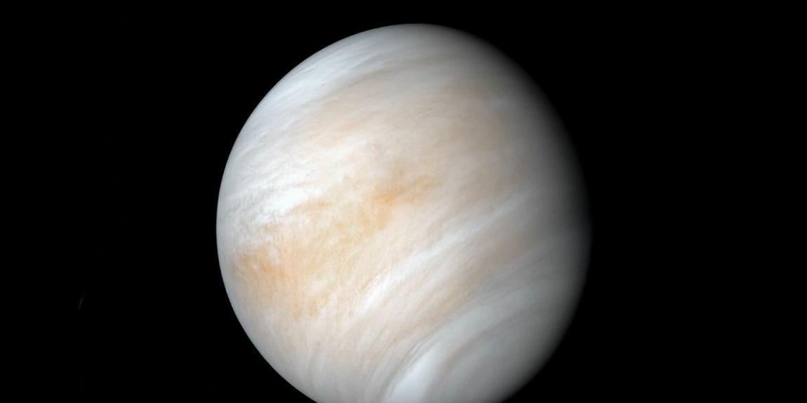 天文学家把金星当作一个巨大迪斯科球 揭开其自转的神秘面纱