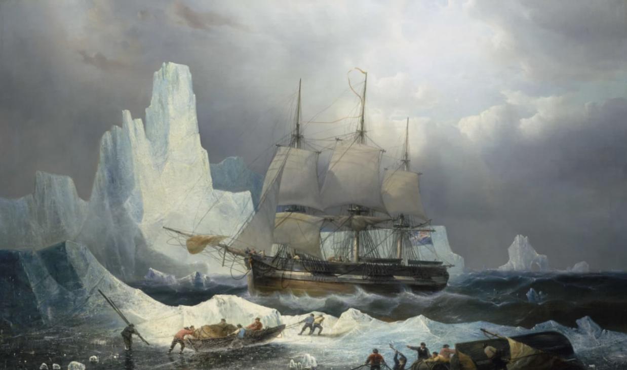 科学家通过DNA分析首次确认富兰克林北极探险队成员的身份