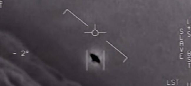 没有证据显示美军近年观察到的一系列UFO事件是外星飞船所致