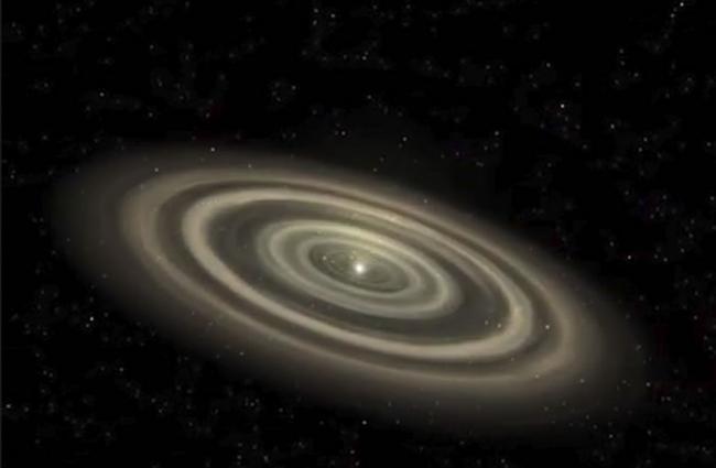 詹姆斯・韦伯太空望远镜研究年轻行星系统Beta Pictoris(绘架座B,老人增四)