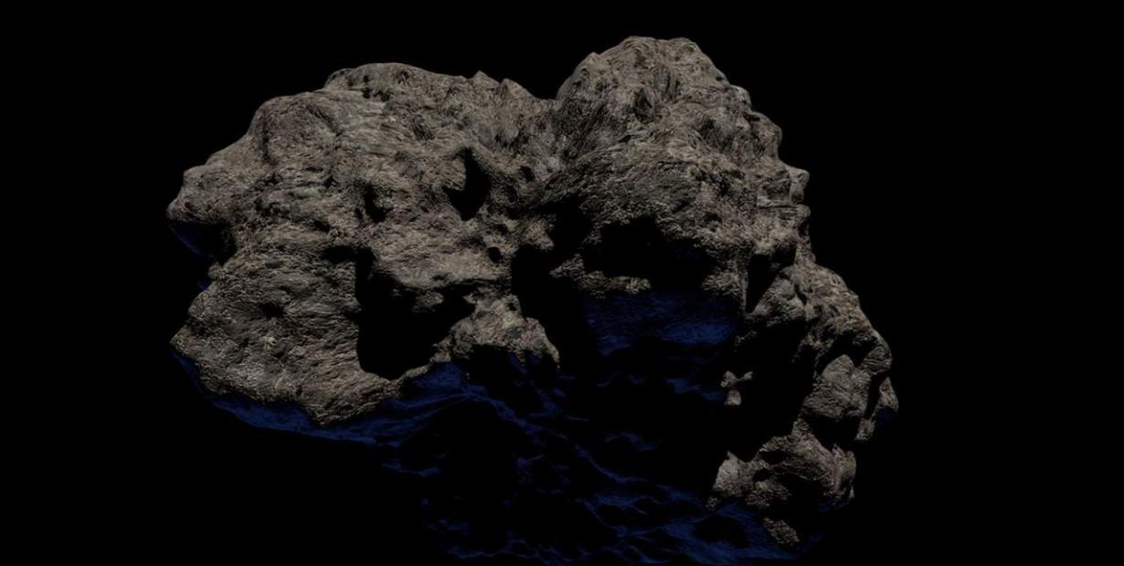 吉萨大金字塔大小的小行星2008 GO20掠过地球