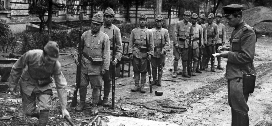 档案解密:早在二战之前日本已在准备向苏联发动攻击